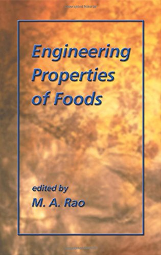 9780824753283: Engineering Properties of Foods, Third Edition (Food Science and Technology)