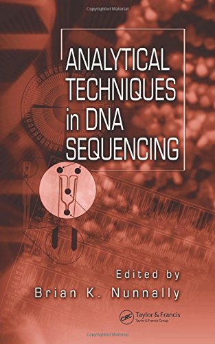 9780824753429: Analytical Techniques In DNA Sequencing