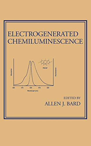 9780824753474: Electrogenerated Chemiluminescence (MONOGRAPHS IN ELECTROANALYTICAL CHEMISTRY AND ELECTROCHEMISTRY SERIES)