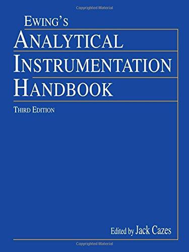 9780824753481: Analytical Instrumentation Handbook, Third Edition