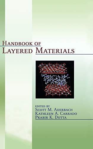 9780824753498: Handbook of Layered Materials