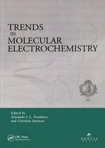 9780824753528: Trends in Molecular Electrochemistry