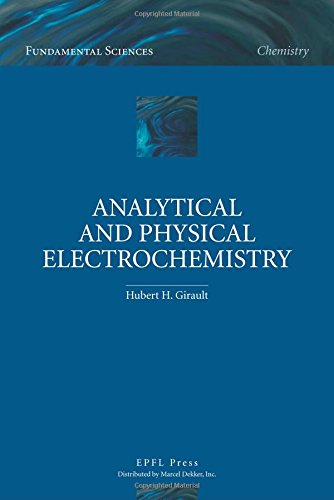 9780824753573: Analytical and Physical Electrochemistry (Fundamental Sciences)