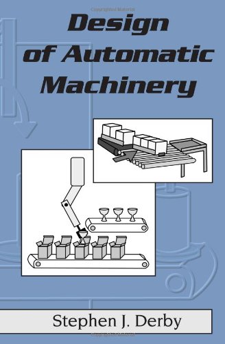 9780824753696: Design of Automatic Machinery (Mechanical Engineering)