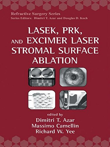 9780824754341: 3: LASEK, PRK, and Excimer Laser Stromal Surface Ablation (Refractive Surgery)