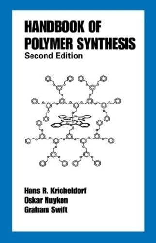 9780824754730: Handbook of Polymer Synthesis: Second Edition (Plastics Engineering)