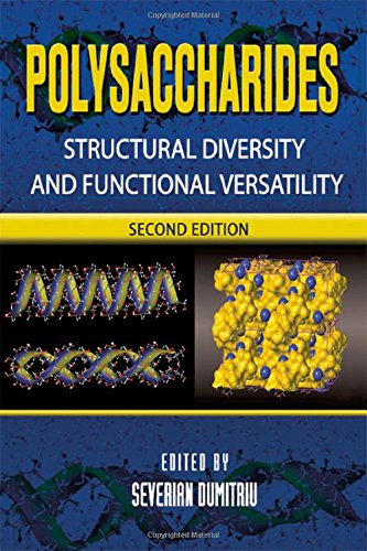 9780824754808: Polysaccharides: Structural Diversity and Functional Versatility, Second Edition