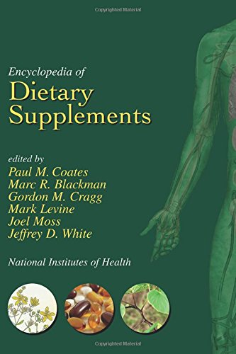 9780824755041: Encyclopedia of Dietary Supplements (Print)