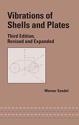 9780824756291: Vibrations of Shells and Plates, Third Edition (Mechanical Engineering)