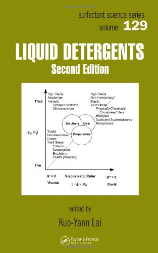 Liquid Detergents (Surfactant Science): Editor-Kuo-Yann Lai