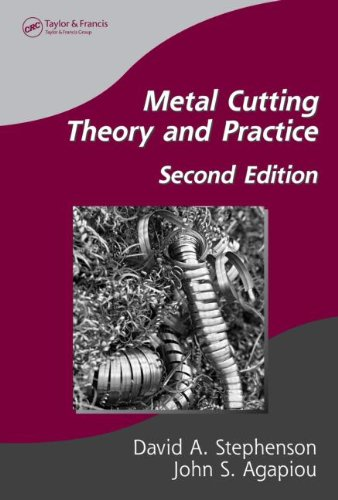 9780824758882: Metal Cutting Theory and Practice (Manufacturing Engineering And Materials Processing)
