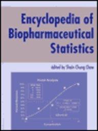 9780824760014: Encyclopedia Of Biopharma- Ceutical Statistics