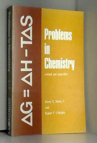 9780824761073: Problems in chemistry (Undergraduate chemistry)
