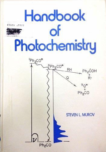 9780824761646: Handbook of photochemistry