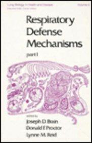 9780824763817: Respiratory Defense Mechanisms, Part 1