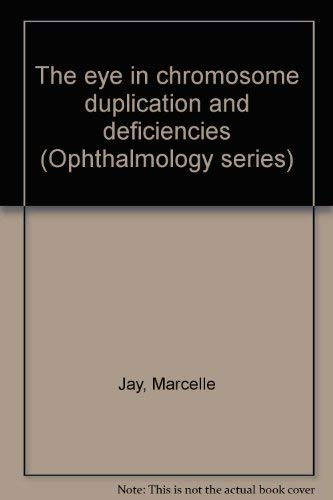 Ophthalmology series (Volume 2): Marcelle Jay