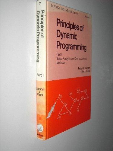Control & Systems Theory Series: Principles of: Larson, Robert Edward