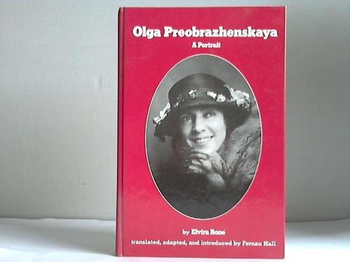 9780824766634: Olga Preobrazhenskaya