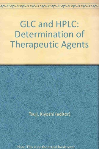 9780824766641: GLC and HPLC: Determination of Therapeutic Agents, Part 2
