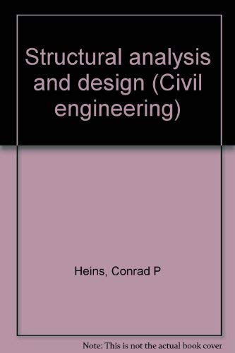 9780824769222: Structural analysis and design (Civil engineering)