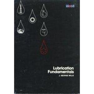9780824769765: Lubrication Fundamentals (Mechanical Engineering)
