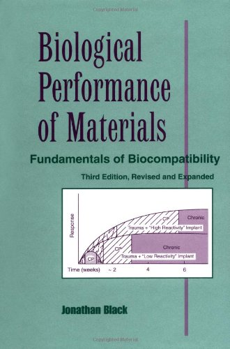 9780824771065: Biological Performance of Materials: Fundamentals of Biocompatibility, Third Edition