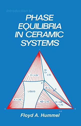 9780824771522: Introduction to Phase Equilibria in Ceramic Systems
