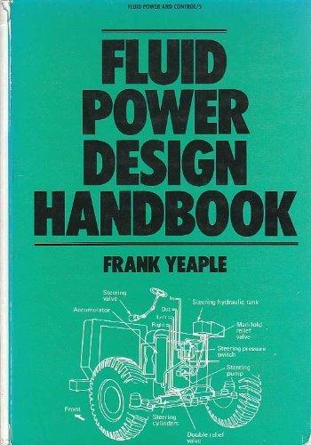 9780824771966: Fluid Power Design Handbook (Fluid power and control)