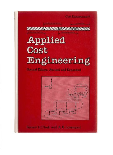 9780824772642: Applied Cost Engineering (Cost Engineering/8)