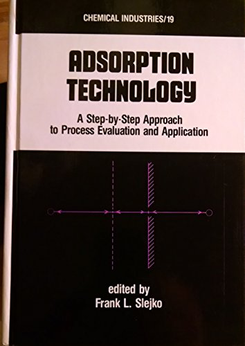 9780824772857: Adsorption Technology (Chemical Industries)