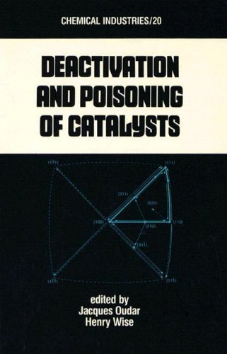 9780824773380: Deactivation and Poisoning of Catalysts (Chemical Industries)