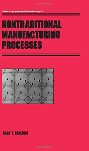 9780824773526: Nontraditional Manufacturing Processes: Nontraditional Manufacturing Processes Vol 19 (Manufacturing Engineering and Materials Processing)