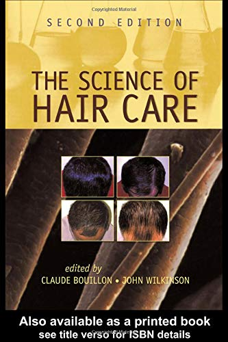 9780824773786: The Science of Hair Care