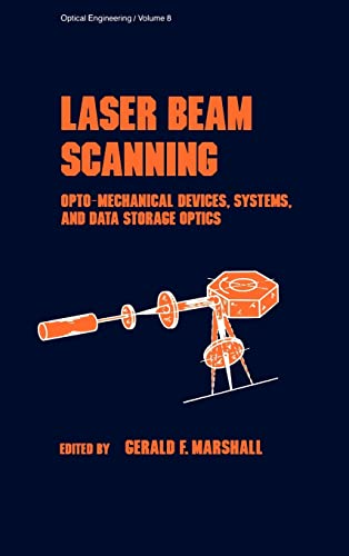 9780824774189: Laser Beam Scanning: Opto-Mechanical Devices, Systems, and Data Storage Optics (Optical Science and Engineering)