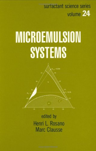 9780824774394: Microemulsion Systems (Surfactant Science)