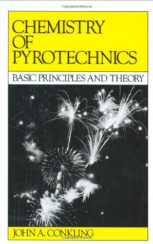 9780824774431: Chemistry of Pyrotechnics: Basic Principles and Theory