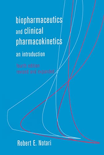 9780824775230: Biopharmaceutics and Clinical Pharmacokinetics: An Introduction, Fourth Edition,