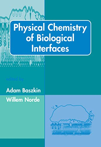 Physical Chemistry of Biological Interfaces