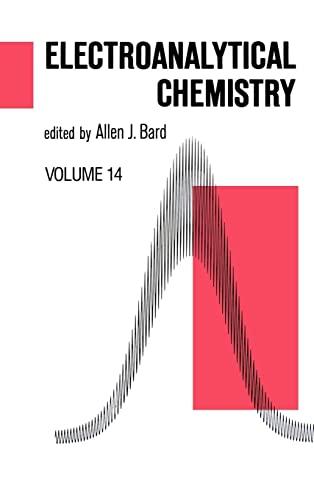 9780824776084: Electroanalytical Chemistry. Volume 14