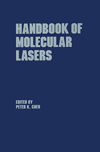 9780824776510: Handbook of Molecular Lasers (Optical Science and Engineering)