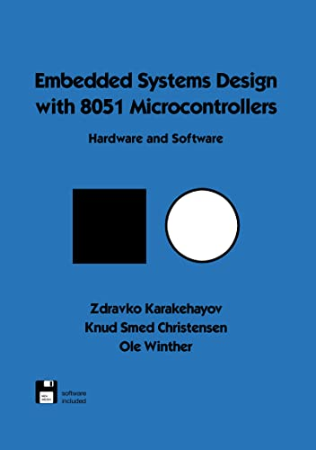 9780824776961: Embedded Systems Design with 8051 Microcontrollers: Hardware and Software (Electrical and Computer Engineering)