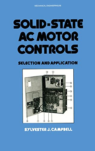 9780824777289: Solid-State AC Motor Controls Selection and Application