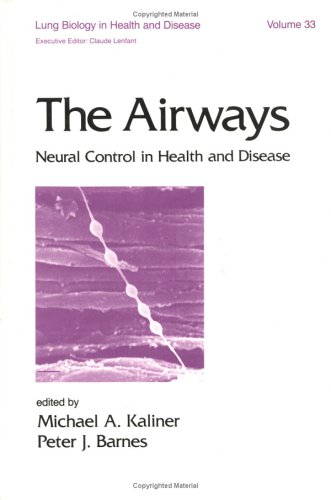 9780824777791: The Airways: Neural Control in Health and Disease (Lung Biology in Health and Disease)