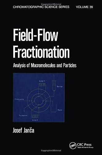 Field-Flow Fractionation: Janca, Josef