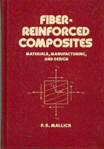 9780824777968: Fiber-Reinforced Composites: Materials, Manufacturing, and Design (Mechanical Engineering Series)