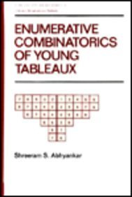 9780824778163: Enumerative Combinatorics of Young Tableaux (Pure & Applied Mathematics)