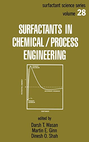 9780824778309: Surfactants in Chemical/Process Engineering (Surfactant Science)