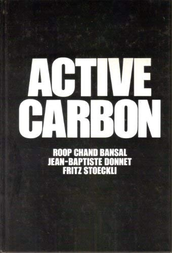 Active Carbon: Bansal, Roop Chand,