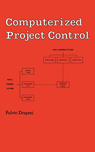 9780824778675: Computerized Project Control