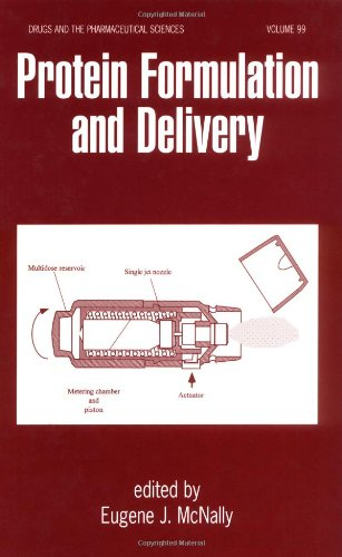 9780824778835: Protein Formulation and Delivery (Drugs and the Pharmaceutical Sciences)